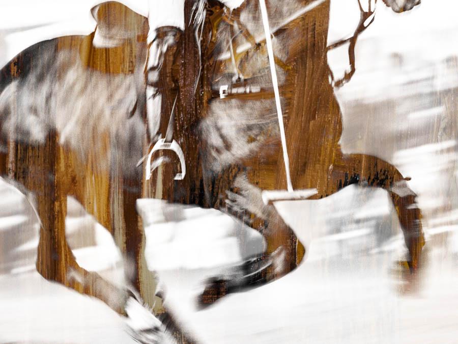 Framåt - Equestrian art - philippa Davin